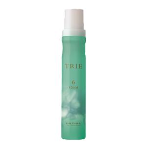 Пена для укладки волос средней фиксации TRIE FOAM 6