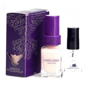 Лак для ногтей «Телесно розовый» + BOND / Mary Anne