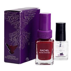 Лак для ногтей «Цвет ковровой дорожки» + BOND / Rachel