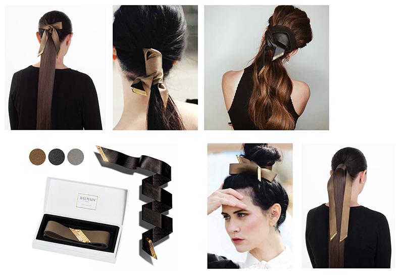 Кожаная лента для волос Genuine Leather Headband (3 варианта цвета)