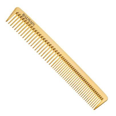 Золотая раcческа для стрижки Golden Cutting Comb
