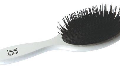 Щетка для наращенных волос Extension Brush White