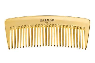 Золотая расческа карманная Colden Pocket Comb
