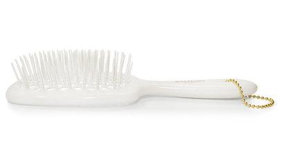 Распутывающая СПА щётка белая White Detangling Brush