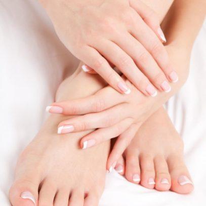 Уход для кожи рук, ног и ногтей
