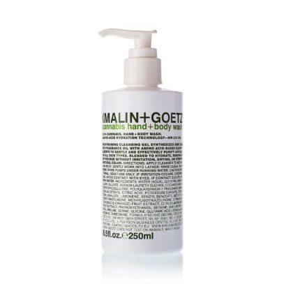 Гель-мыло для тела и рук «Каннабис»
