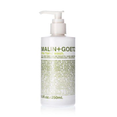 Гель-мыло для тела и рук «Лайм»