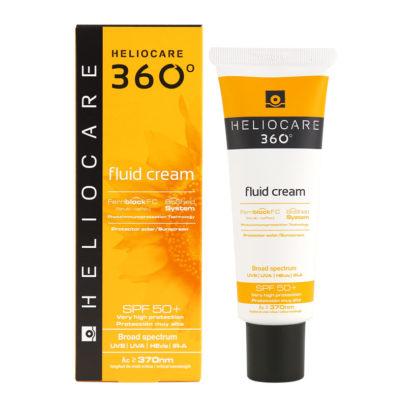 HELIOCARE 360º Fluid Cream SPF 50+ Sunscreen