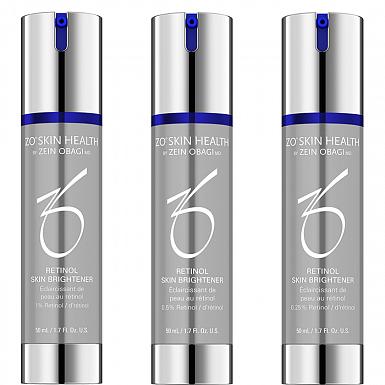 Retinol Skin Brightener (1%/0,5%/0,25% retinol)