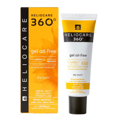 HELIOCARE 360º Gel Oil-Free Dry Touch SPF 50 Sunscreen
