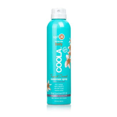 Солнцезащитный спрей для тела «Тропический кокос» SPF30
