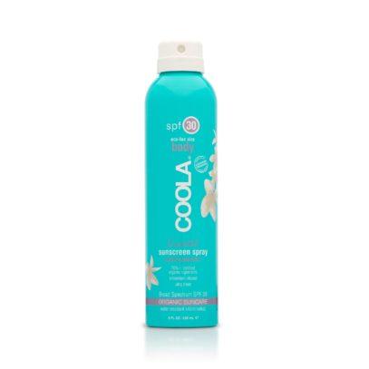 Солнцезащитный спрей для тела без запаха SPF30