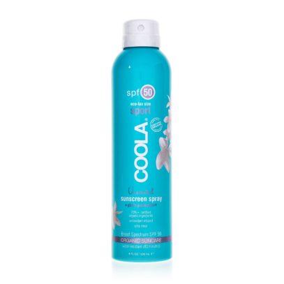 Солнцезащитный спрей для тела без запаха SPF50