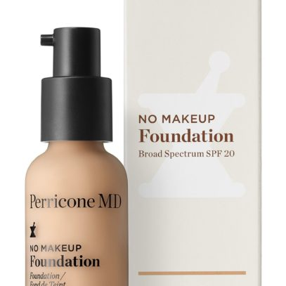 Тональная основа No Makeup Foundation SPF20, оттенок Ivory