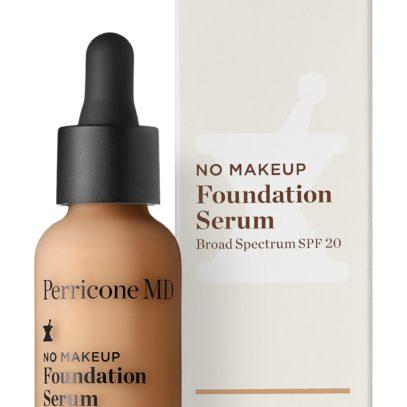 Тональная сыворотка No Makeup Foundation Serum SPF20, Nude