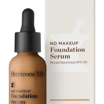 Тональная сыворотка No Makeup Foundation Serum SPF20, Tan